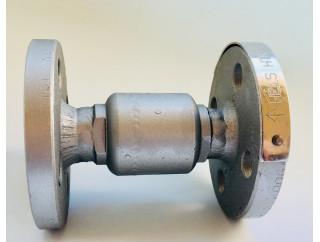 Конденсатоотводчики термостатические  фланцевые  (HTK-75F)